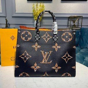 Louis Vuitton onthego black
